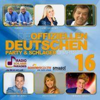 Die Offiziellen Deutschen Party & Schlager Charts Vol. 16 - 2CD