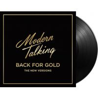 Modern Talking - Back For Gold - The New Versions - LP
