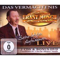 Ernst Mosch - Das Vermachtnis - Seine letzten Aufnahmen - 2CD+DVD