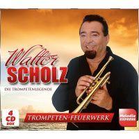 Walter Scholz - Trompeten-Feuerwerk - 4CD
