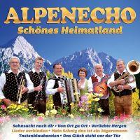 Alpenecho - Schones Heimatland - 2CD