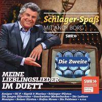 Andy Borg - Schlager-Spass Mit - Die Zweite - CD