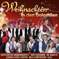 Weihnachten In Den Dolomiten - CD