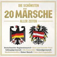 Die Schonsten 20 Marsche Aller Zeiten - CD