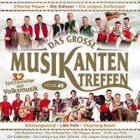 Das Grosse Musikantentreffen - Folge 40 - CD