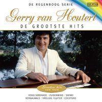 Gerry van Houtert - De grootste hits - De Regenboog Serie - CD