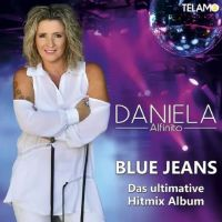 Daniela Alfinito - Blue Jeans - Das Ultimative Hitmix Album - CD