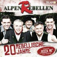 Alpenrebellen - 20 Rebellische Jahre - CD