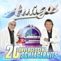 Amigos - 20 Unvergessene Schlagerhits - CD