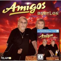 Amigos - Babylon - CD+DVD