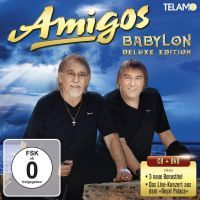 Amigos - Babylon - Deluxe Edition - CD+DVD