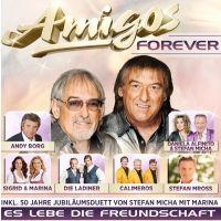 Amigos - Forever - Es Lebe Die Freundschaft - CD