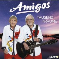 Amigos - Tausend Traume - CD