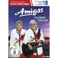 Amigos - Tausend Traume - DVD
