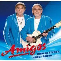 Amigos - Unsere Lieder, Unser Leben - 2CD