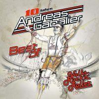 Andreas Gabalier -  Best Of Volks-Rock'n'Roller - CD