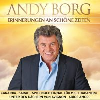 Andy Borg - Erinnerungen An Schone Zeiten - CD