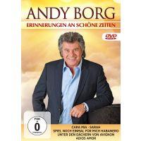 Andy Borg - Erinnerungen An Schone Zeiten - DVD