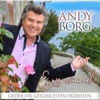 Andy Borg - Es War Einmal - CD