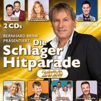 Bernhard Brink Prasentiert - Die Schlager Hitparade 2020 - 2CD