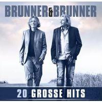 Brunner & Brunner - 20 Grosse Hits - CD