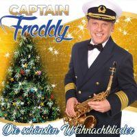 Captain Freddy - Die Schonsten Weihnachtslieder - CD