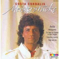 Costa Cordalis - Meisterstucke - CD