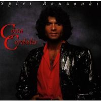 Costa Cordalis - Spiel Bouzouki - CD