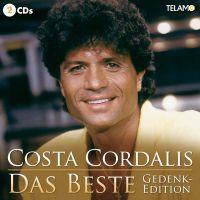 Costa Cordalis - Das Beste - Gedenk Edition - 2CD