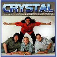 Crystal - Du Bist Jeden Herzschlag Wert - CD