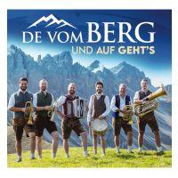 De Vom Berg - Und Auf Geht's - CD