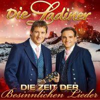 Die Ladiner - Die Zeit Der Besinnlichen Lieder - CD