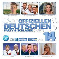 Die Offiziellen Deutschen Party & Schlager Charts Vol. 14 - 2CD