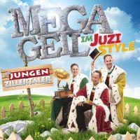 Die Jungen Zillertaler - Megageil Im Juzi Style - CD