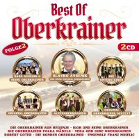 Best Of Oberkrainer - Folge 2 - 2CD