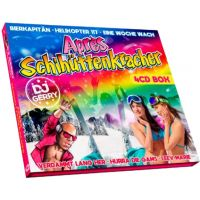 DJ Gerry - Apres Schihuttenkracher 2020 - 4CD