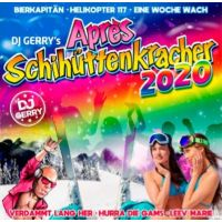 DJ Gerry's - Apres Schihuttenkracher 2020 - 2CD
