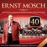 Ernst Mosch Und Seine Orig. Egerländer Musikanten - 40 Erfolgsmelodien - 2CD