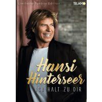 Hansi Hinterseer - Ich Halt Zu Dir -  DVD