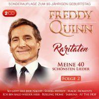 Freddy Quinn - Raritaten - Meine 40 Schonsten Lieder - Folge 2 - 2CD