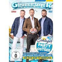 Die Grubertaler - Schlager Party An Der Ostsee - DVD