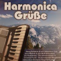 Harmonika Grusse - CD