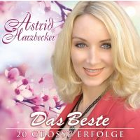 Astrid Harzbecker - Das Beste - 20 Grosse Erfolge - CD