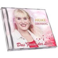 Heike Oberberg - Das Feuer Der Liebe - CD