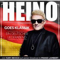 Heino - Goes Klassik - Ein Deutscher Liederabend - CD