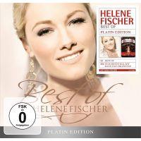 Helene Fischer - Best Of - Platin Edition - CD+DVD