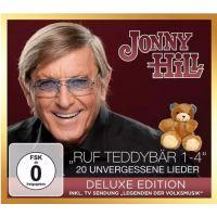 Jonny Hill - Ruf Teddybar 1-4 - Deluxe Edition - CD+DVD