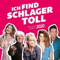 Ich Find Schlager Toll - Fruhjahr - Sommer 2020 - 2CD