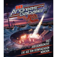 Andreas Gabalier - Best of Volks-Rock'n'Roller - 10 Jahre - Das Jubilaumskonzert - BLURAY