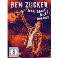 Ben Zucker - Wer Sagt Das?! Zugabe! - Super Deluxe Edition